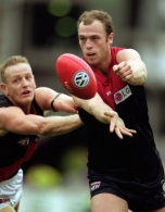AFL 2001 Rd 8 - Melbourne v Essendon