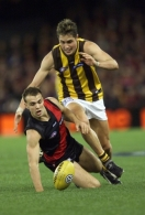 AFL 2001 Rd 9 - Essendon v Hawthorn