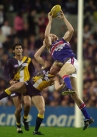 AFL 2001 Rd 9 - West Coast v Western Bulldogs