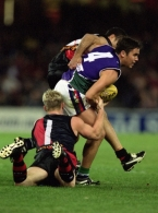 AFL 2001 Rd 13 - Essendon v Fremantle