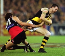AFL 2001 Rd 13 - St Kilda v Richmond
