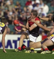 AFL 2001 Rd 13 - West Coast v Melbourne