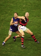 AFL 2001 Rd 14 - Western Bulldogs v Essendon