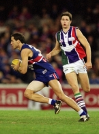 AFL 2001 Rd 15 - Fremantle v Western Bulldogs