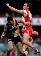 AFL 2001 Rd 17 - Sydney v West Coast