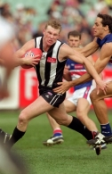 AFL 2001 Rd 19 - Collingwood v Western Bulldogs