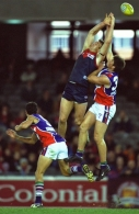 AFL 2001 Rd 21 - Melbourne v Fremantle
