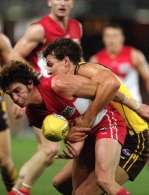 AFL 2001 2nd Elimination Final - Hawthorn v Sydney