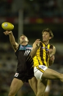 AFL 2001 2nd Semi Final - Port Adelaide v Hawthorn