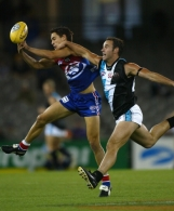 AFL 2002 Wizard Cup Match - Western Bulldogs v Port Adelaide