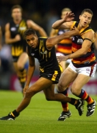 AFL 2002 Wizard Cup Semi Final - Richmond v Adelaide
