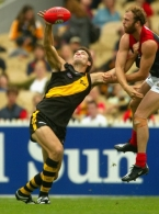 AFL 2002 Rd 3 - Richmond v Melbourne