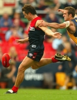 AFL 2002 Rd 4 - Melbourne v West Coast