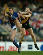 AFL 2002 Rd 10 - Richmond v Western Bulldogs