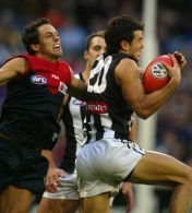 AFL 2002 Rd 11 - Melbourne v Collingwood