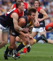 AFL 2002 Rd 19 - West Coast v Melbourne