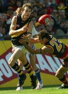 AFL 2002 Rd 21 - Adelaide v Richmond