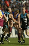 AFL 2002 Rd 22 - Port Adelaide v Brisbane