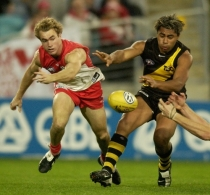 AFL 2002 Rd 22 - Sydney v Richmond
