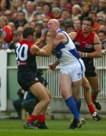 AFL 2002 2nd Elimination Final - Melbourne v Kangaroos
