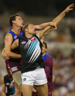 AFL 2002 2nd Preliminary Final - Brisbane v Port Adelaide
