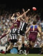 AFL 2002 Grand Final - Collingwood v Brisbane