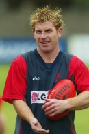 AFL 2002 Media - Melbourne Training 261102