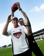 AFL 2003 Media - Essendon Training 050303