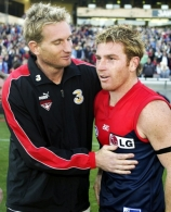 AFL 2003 Rd 2 - Essendon v Melbourne