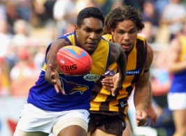 AFL 2003 Rd 2 - Hawthorn v West Coast