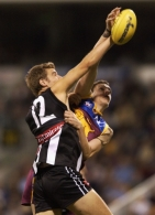 AFL 2003 Rd 4 - Brisbane v Collingwood