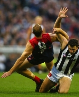 AFL 2003 Rd 11 - Collingwood v Melbourne