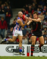 AFL 2003 Rd 19 - Essendon v Western Bulldogs