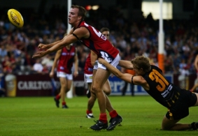 AFL 2003 Wizard Cup Rd 1 - Richmond v Melbourne