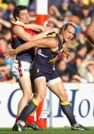 AFL 2003 Rd 21 - West Coast v Melbourne