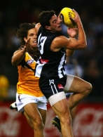 AFL 2003 Wizard Cup Quarter Final - Collingwood v Hawthorn