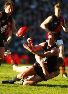 AFL 2003 Rd 18 - Carlton v Essendon