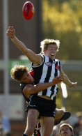 AFL 2003 Challenge Match - Collingwood v Fremantle
