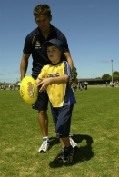 AFL 2004 Media - Hawthorn Community Camp