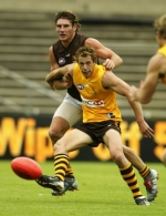 AFL 2004 Hawthorn Intra Club Match