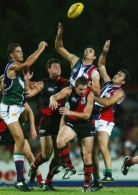 AFL 2004 Wizard Cup Rd 1 - Essendon v Fremantle