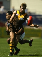 AFL 2004 Practice Match - Hawthorn v Fremantle