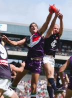 AFL 2004 Rd 1 - Fremantle v Carlton