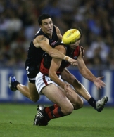 AFL 2004 Rd 4 - Carlton v Essendon