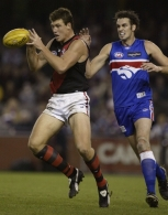 AFL 2004 Rd 7 - Western Bulldogs v Essendon