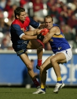 AFL 2004 Rd 7 - Melbourne v West Coast