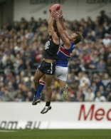 AFL 2004 Rd 9 - Carlton Blues v Western Bulldogs
