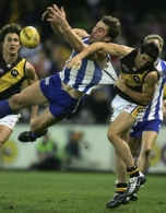 AFL 2004 Rd 11 - Kangaroos v Richmond