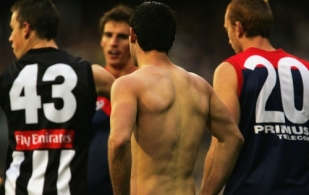 AFL 2004 Rd 12 - Melbourne v Collingwood