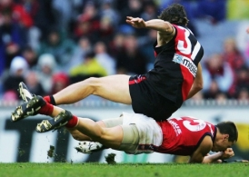 AFL 2004 Rd 13 - Essendon v Melbourne
